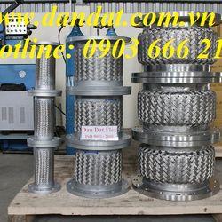 11-3Dan Dat Co sx khớp nối mềm nối bích-khớp nối mềm kết nối mặt bích-dây dẫn nước nóng lạnh-ống mềm cho máy nóng lanh-ống mềm PCCC giá sỉ