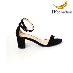 Sandal nữ cao gót 5CM - SBV051 - Giá Sỉ nhặt Size tùy chọn