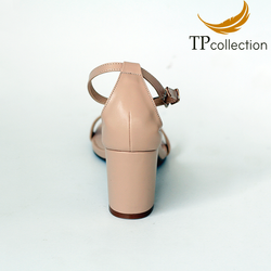 Sandal nữ cao gót 7CM - SBV0711- Giá sỉ cả Ri