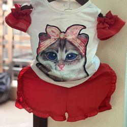 Set bộ mèo kim sa