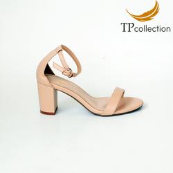 Sandal nữ cao gót 7CM - SBV0711- Giá sỉ nhặt Size tùy chọn