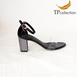 Sandal nữ cao gót 7CM - SBV0720- Giá sỉ nhặt Size tùy chọn
