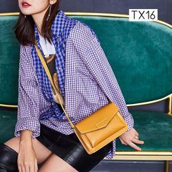 Túi đeo chéo đeo vai nữ PRESENT dây bản bự TX16 giá sỉ, giá bán buôn