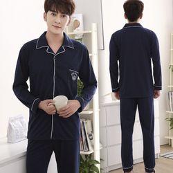 Pyjama đồ ngủ nam 2018 Hàn Quốc 111 giá sỉ