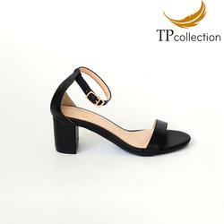 Sandal nữ cao gót 5CM - SBV050 - Giá Sỉ nhặt Size tùy chọn