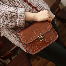 Túi đeo chéo đeo vai dáng bì thư khóa gài TX17 giá sỉ