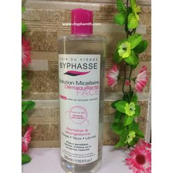 Tẩy trang byphasse 500ml