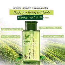 nước tẩy trang Green tea cleansing water 300ml giá sỉ