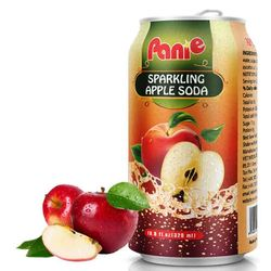 Panie spakling apple soda 320ml giá sỉ