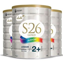 S26 gold Junior 4 From 2 year 900g