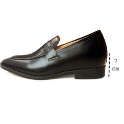 Giày lười nam tăng chiều cao 7cm GC2 giá sỉ