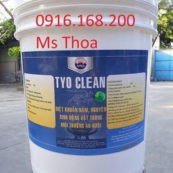 Tyo Clean giúp diệt khuẩn và trị đốm đen giá sỉ