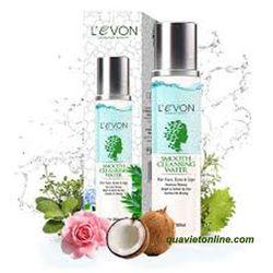 Mocha Levon Organic Beauty- Tẩy trang 2 tầng Levon