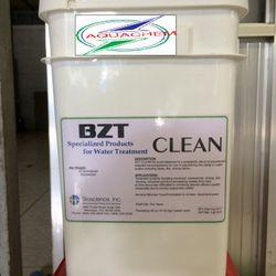 Phân phối Vi sinh BZT clean vi simh gói tu tan vi sinh bột xử lý nước xử lý bã mùn đáy ao giá sỉ