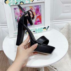 Giày sandal cao got trụ giá sỉ