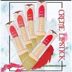 Mocha L'evon Creme Lipstick - Son kem L'evon Creme Lipstick