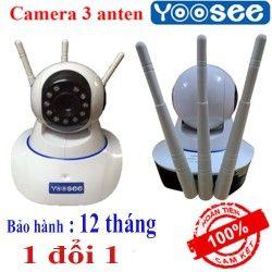 Camera Yoosee 3 râu giá sỉ