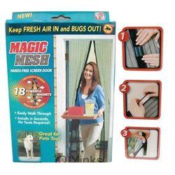 Rèm Cửa Nam Châm Chống Muỗi Magic Mesh giá sỉ, giá bán buôn