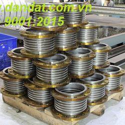 Khớp nối mềm inox-khớp nối mềm giảm chấn inox-ống chống rung inox tại Việt Nam giá sỉ
