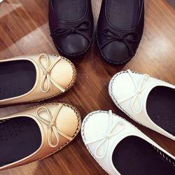 Giày bup bê siêu cute