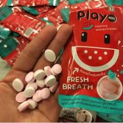 kẹo dưa hấu Thái lan-gói 12g giá sỉ
