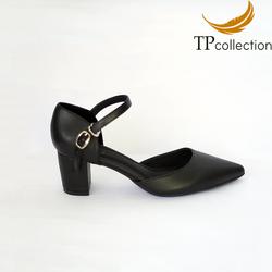 Giày nữ cao gót 5CM - A010 - Giá sỉ cả Ri giá sỉ