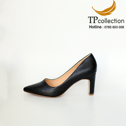 Giày nữ cao gót 7CM - GV0701 - Giá sỉ cả Ri