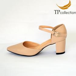 Giày nữ cao gót 5CM - A011 - Giá sỉ cả Ri giá sỉ