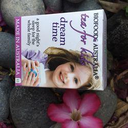 Trà giúp ngủ ngon cho bé Organic Tea For Kids - Dreamtime 24g A giá sỉ