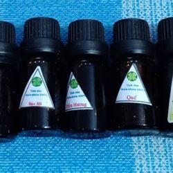 Tinh dầu quế lọ xông 10 ml khử mùi chữa cảm cúm giảm căng thắng giá sỉ