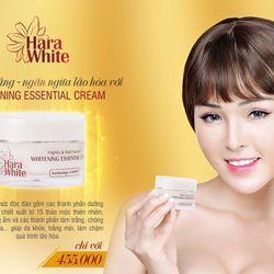 Kem dưỡng trắng da WHITENING ESSENTIAL CREAM HARA WHITE giá sỉ