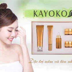 Bộ 5 Kayoko Vàng Nhật Bản