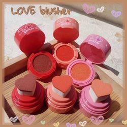 Má hồng kem XIXI tim 520 Love Blusher sỉ 58k/hộp tone 1 2 3