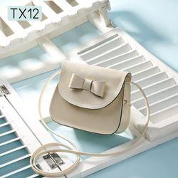 Túi đeo vai đeo chéo nữ DAVANO khóa nơ TX12 giá sỉ