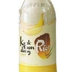 Rượu Gạo Makkoli Vị Chuối 750ml giá sỉ