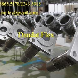 Khớp giãn nở khớp nối mềm inox hàng được gia công sản xuất tại Việt Nam giá sỉ
