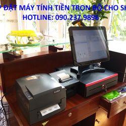 Bán máy tính tiền trọn bộ cho quần áo tại Vĩnh Long giá sỉ