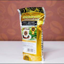 Cà phê nguyên chất Hạt MOKA đặc biệt gói 250g giá sỉ
