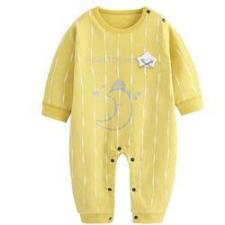 Áo liền quần cho bé sơ sinh chất liệu thoáng mát 108 giá sỉ