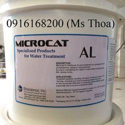 Microcat ALnhập khẩu từ Mỹ Vi sinh bột giúp xử lý đáy ao giá sỉ