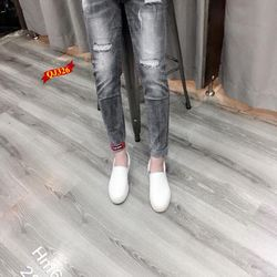 quần jean nam viền lai giá sỉ