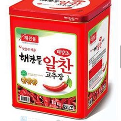 Tương ớt Gochujang CJ Hàn Quốc thùng 14kg giá sỉ