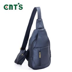 Túi đeo chéo CNT unisex MQ14 cá tính đen giá sỉ, giá bán buôn