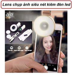 Lens Chụp Ảnh Góc Rộng Và Selfie Có Đèn 6 In 1 giá sỉ, giá bán buôn