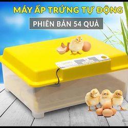 Máy Ấp Trứng ánh Dương- bản 54 Trứng- Hoàn Toàn Tự Động- Lắp Giáp Sẵn giá sỉ