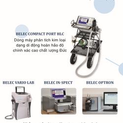 Máy phân tích thành phần kim loại Belec - Đức giá sỉ