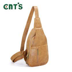 Túi đeo chéo CNT unisex MQ14 cá tính bò lợt giá sỉ