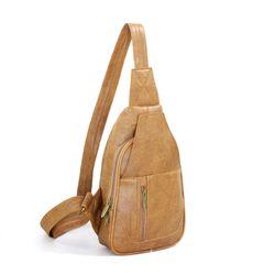 Túi đeo chéo CNT unisex MQ14 cá tính bò lợt giá sỉ, giá bán buôn