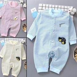 Áo liền quần cho bé sơ sinh chất liệu thun cotton xịn thoáng mát 100 giá sỉ