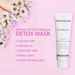 Mặt nạ thải độc detox số 1 giá sỉ